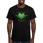 Transplant Recipient 2009 Men's Fitted T-Shirt (da