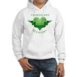 Transplant Recipient 2009 Hooded Sweatshirt