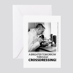 Crossdressing Greeting Cards (Pk of 10)