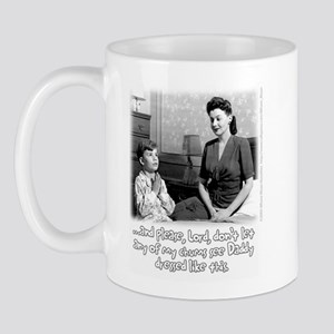 Crossdressing Dad Mug