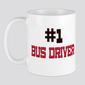 Number 1 BUS DRIVER Mug