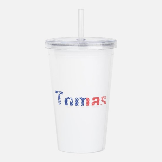 Tomas Acrylic Double-wall Tumbler