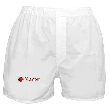 "Central BDSM ""Master"" Boxer Shorts"
