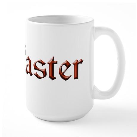 """Central BDSM """"Master"""" Large Mug"""