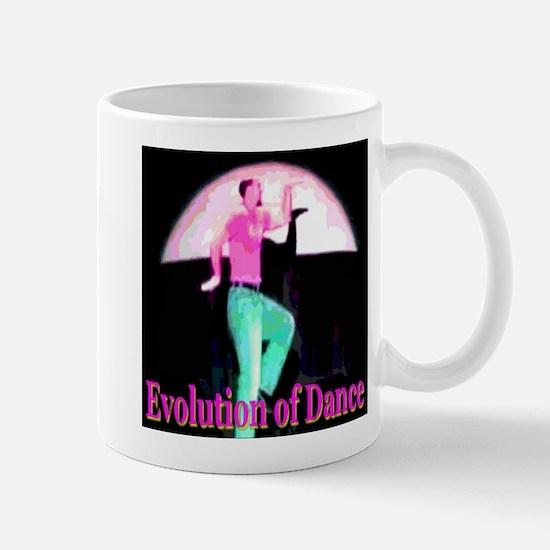 Evolution of Dance Mug