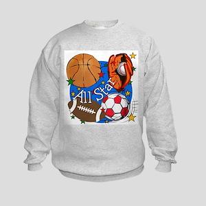 All Star Sports Kids Sweatshirt