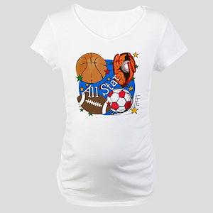 All Star Sports Maternity T-Shirt