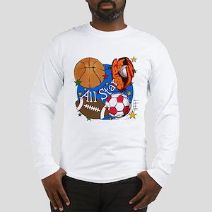 All Star Sports Long Sleeve T-Shirt