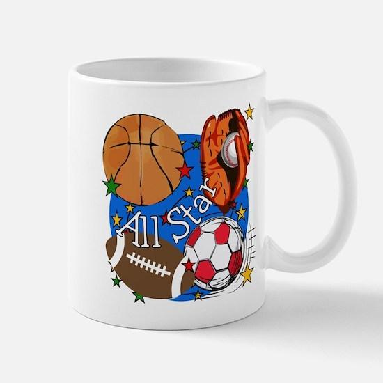 All Star Sports Mug