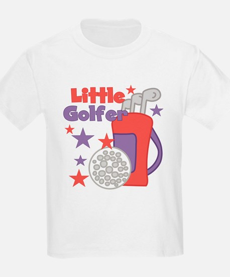 Little Golfer T-Shirt