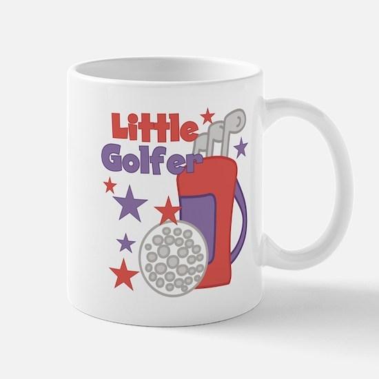 Little Golfer Mug