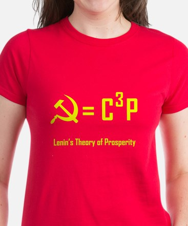 Equals CCCP - Women's T-Shirt