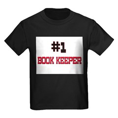 Number 1 BOOK KEEPER T
