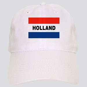 Holland Flag Cap