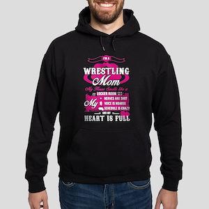 I'm A Wrestling Mom T Shirt Sweatshirt