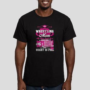 I'm A Wrestling Mom T Shirt T-Shirt