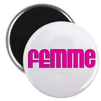 Femme Magnet