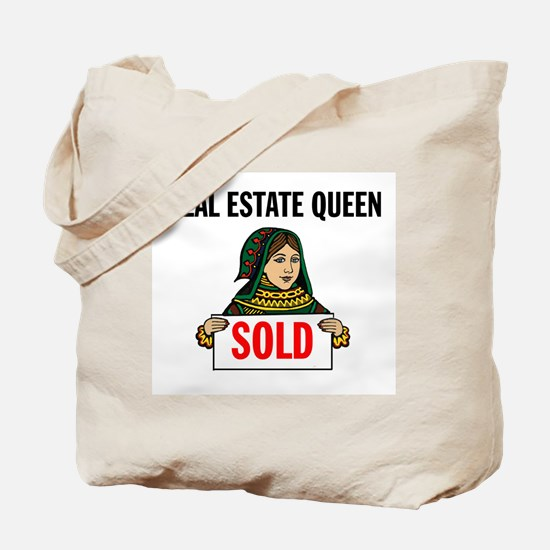 SALES QUEEN Tote Bag