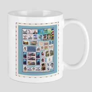 Philatelist Mug