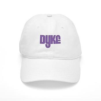 Purple Dyke Cap