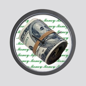 Time is Money! Wall Clock