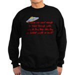Smart Aliens Sweatshirt (dark)