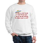 Smart Aliens Sweatshirt