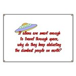 Smart Aliens Banner