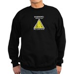 Warning: Addictive Sport Sweatshirt (dark)