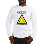 Warning: Addictive Sport Long Sleeve T-Shirt