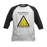 Warning: Addictive Sport Kids Baseball Jersey