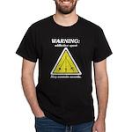 Warning: Addictive Sport Dark T-Shirt