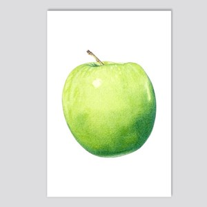 Green Apple Postcards (Package of 8)