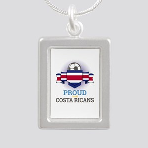 Football Costa Ricans Costa Rica Soccer Necklaces