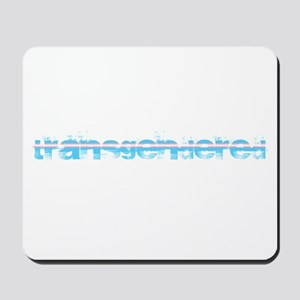 Grungy Transgendered Mousepad