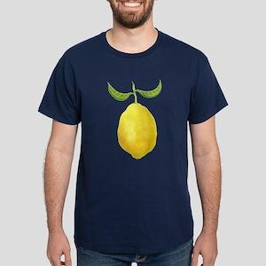 Lemon Dark T-Shirt