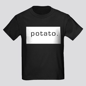 Potato Ash Grey T-Shirt