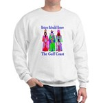 Hurricane Katrina Survivor Sweatshirt