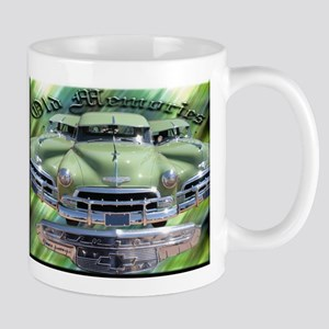 GREEN CHEVY Mug