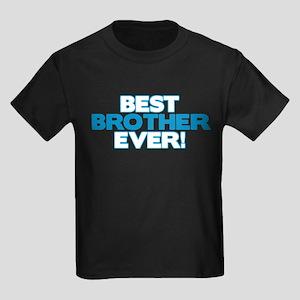 Best Brother Ever Kids Dark T-Shirt