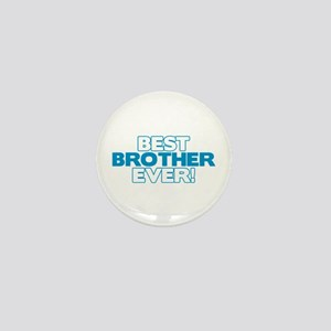 Best Brother Ever Mini Button