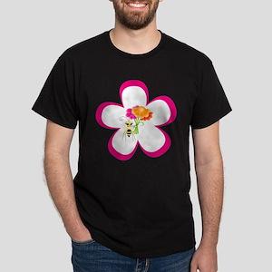 Cutie Bee Black T-Shirt