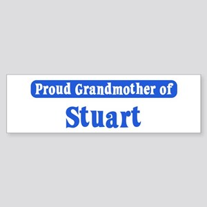 Grandmother of Stuart Bumper Sticker