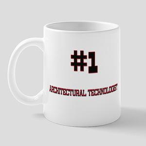 Number 1 ARCHITECTURAL TECHNOLOGIST Mug