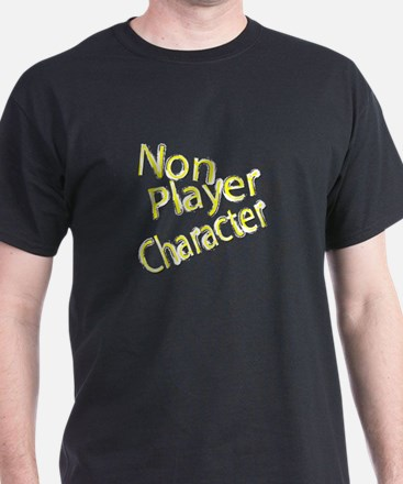 Non Player Character T-Shirt