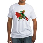 Dragon A Fitted T-Shirt