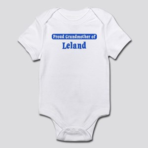 Grandmother of Leland Infant Bodysuit