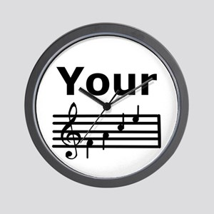 Your Face Wall Clock