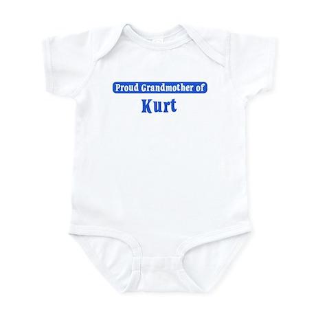 Grandmother of Kurt Infant Bodysuit
