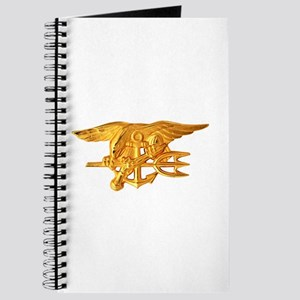 Navy Seals Insignia Journal